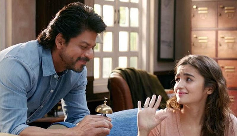 Netflix Pacts with Shah Rukh Khan