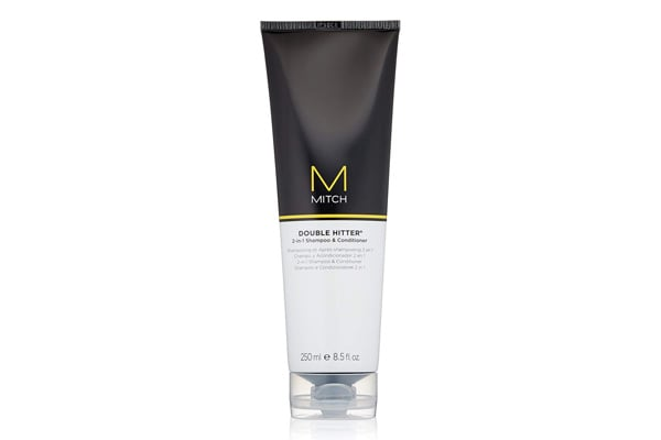 Best 2-in-1 Shampoo and Conditioner in India - Paul Mitchell Men Mitch Double Hitter Sulfate Free 2-in-1 Shampoo and Conditioner, 8.5oz