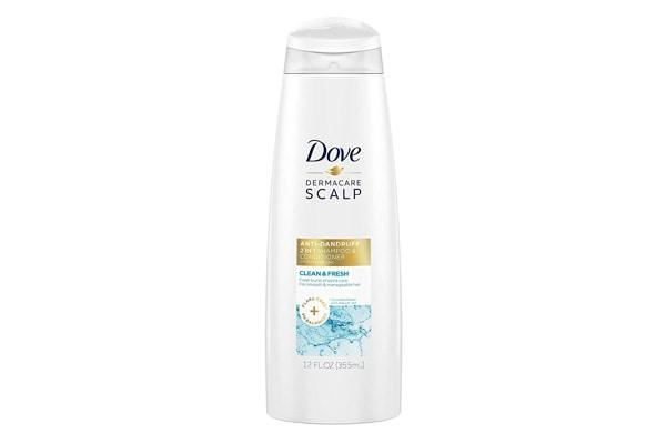 Best 2-in-1 Shampoo and Conditioner in India -Dove 2 in 1 Shampoo Conditioner, Pure Daily Care 12 oz