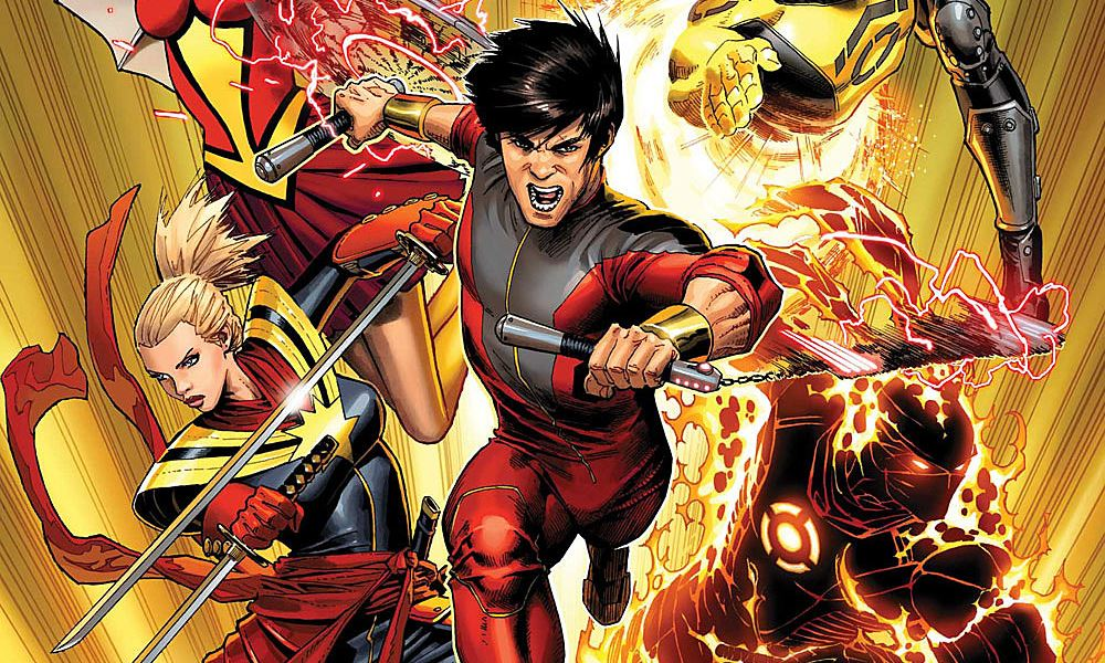 Marvel Studios developing Shang-Chi feature for Phase 4