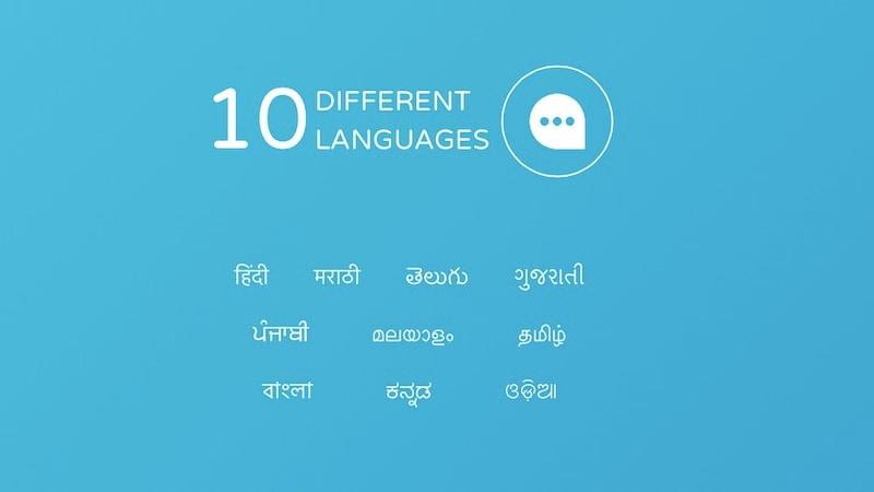 sharechat languages ShareChat
