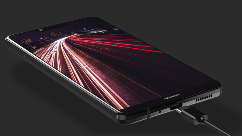 Sharp Aquos S3 'World's Most Compact 6-Inch Smartphone' Launched: Price, Specifications, Features