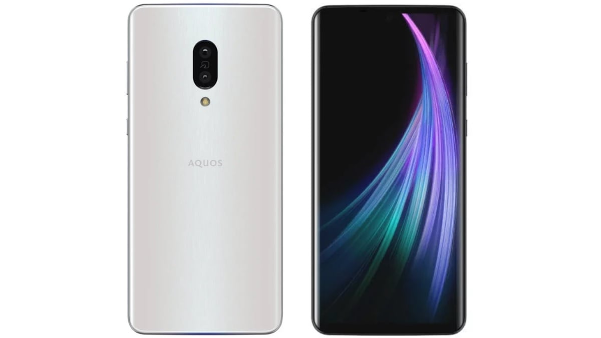 Sharp Aquos Zero 2 With a 240Hz Display, Snapdragon 855 SoC Launched: Specifications