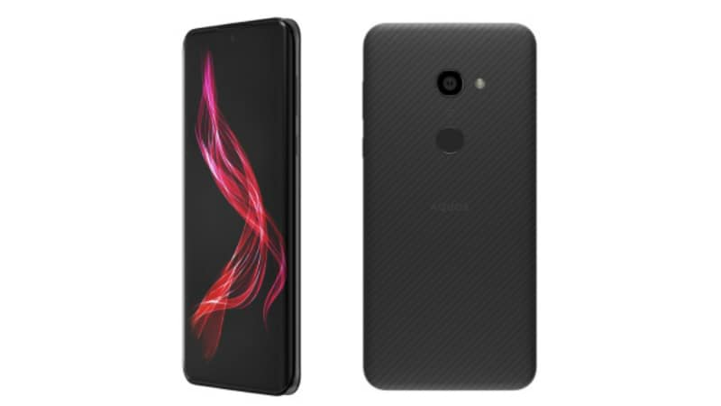 Sharp Aquos Zero With Android Pie, OLED Display Launched: Price, Specifications