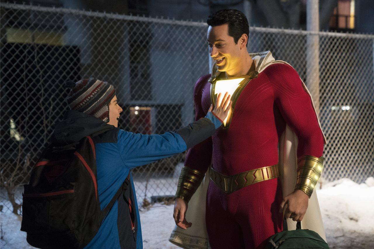Watch the First Trailer for Shazam, the New DC Movie
