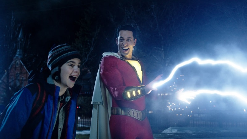 Shazam Review: The Best DC Movie Since Wonder Woman