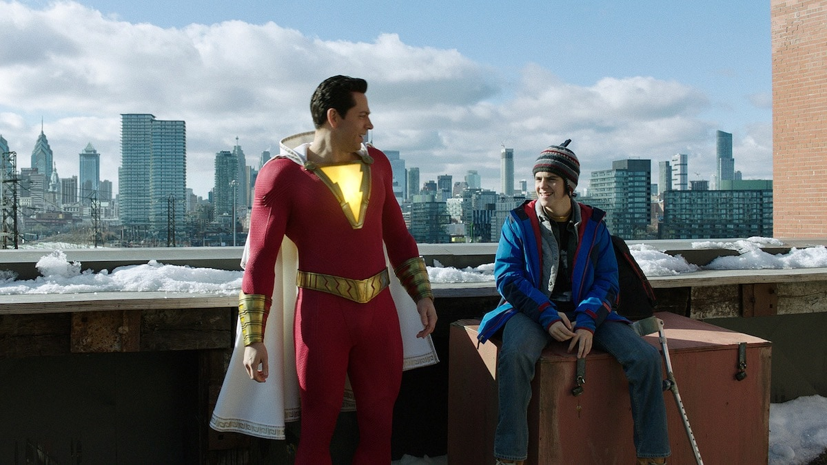 Shazam 2 title revealed by the cast