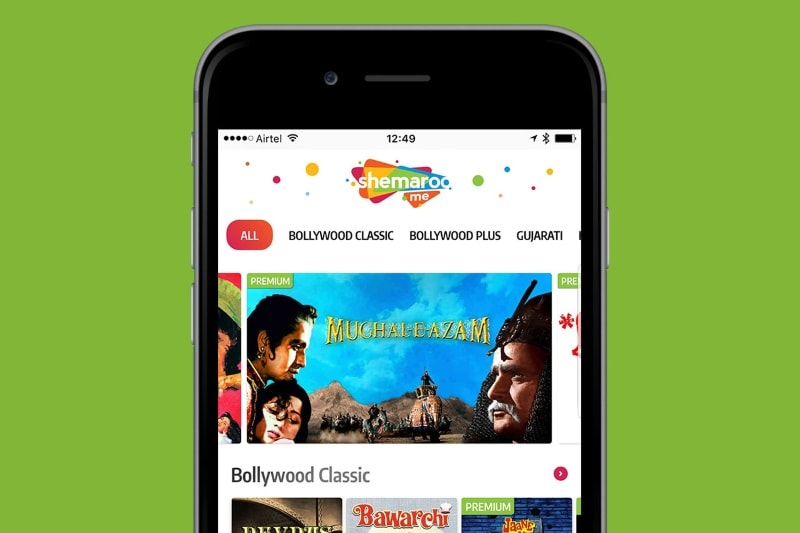 Shemaroo Launches Video Streaming App ShemarooMe for Android, iOS, and Web