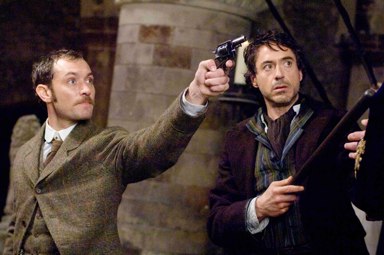 Sherlock Holmes 3 Set for Christmas 2020 With Robert Downey Jr., Jude Law