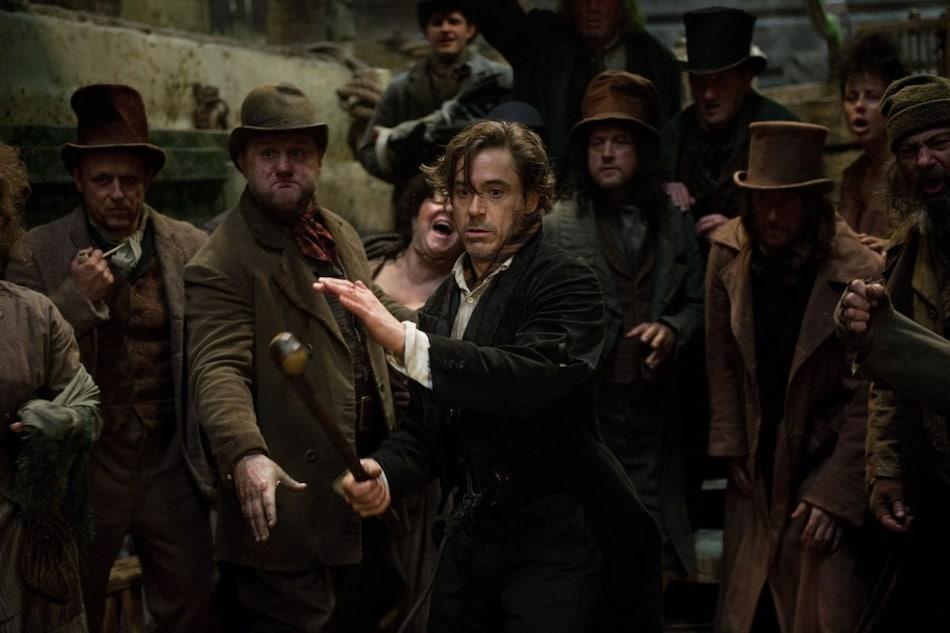 Sherlock Holmes MCU-Like 'Mystery-Verse' in the Works: Robert Downey Jr.