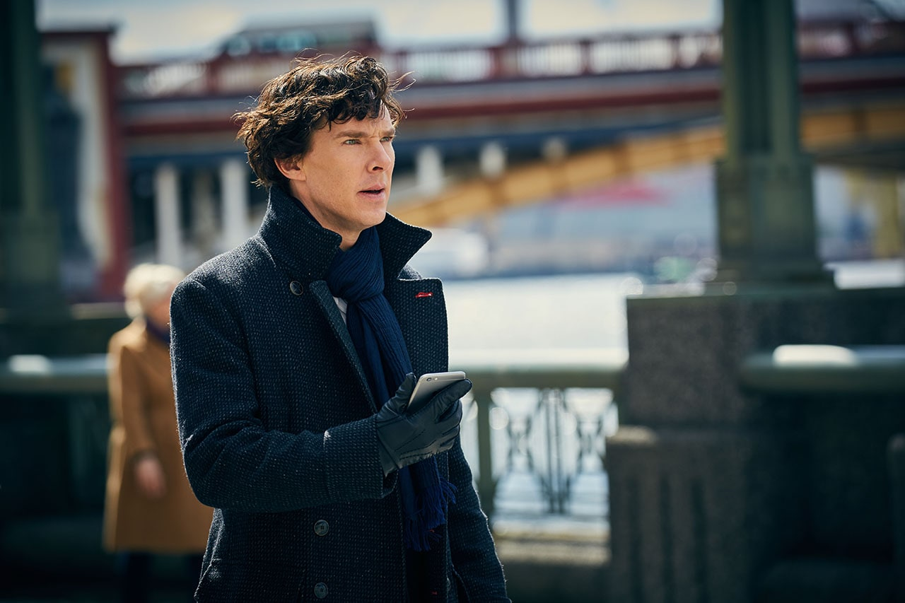 sherlock s04e01 review cumberbatch Sherlock S04E01 review
