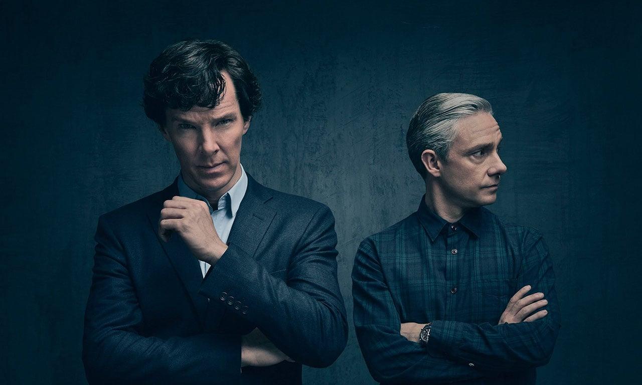 sherlock s04e01 review cumberbatch freeman Sherlock S04E01 review