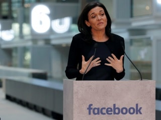 Facebook's Libra coin is a 'long way from launch', Company COO Sheryl Sandberg Says