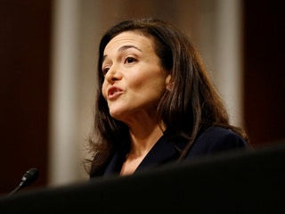 Facebook COO Sandberg Promises to Weed Out Bad Content