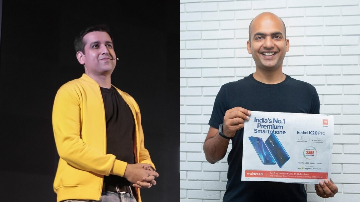 Realme India CEO Madhav Sheth Responds to Xiaomi India Chief Manu Kumar Jain's Copy-Cat Barb