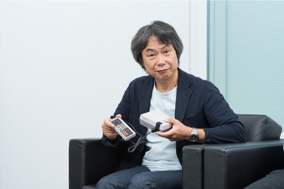 Mario Creator Shigeru Miyamoto Opposed to Free-to-Play Model