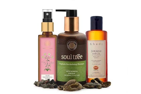 10 Best Shikakai Powder, Shampoo and Hair Oils