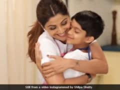 Mother's Day 2018: Shilpa Shetty And Son Viaan Making Ice Lollies Is The Cutest Thing On The Internet Today