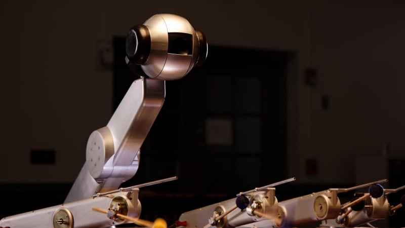 Meet Shimon, the Robot That Uses AI to Write and Play Its Own Music Compositions