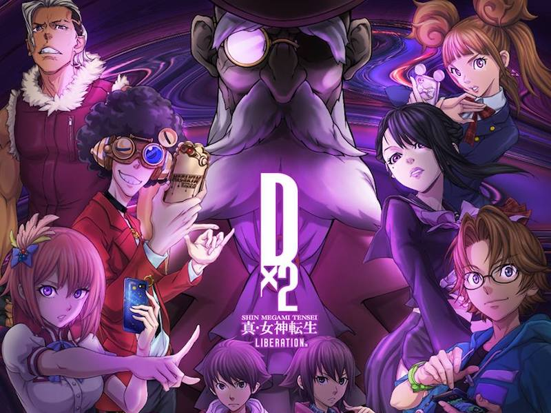 Shin Megami Tensei Liberation Dx2 Producer on iPhone X Notch, Persona Mobile, Fortnite Battle Pass, and More