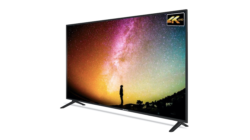 Shinco S43UQLS 4K LED Smart TV With Android 9 and HDR Launched in India, Priced at Rs. 20,999