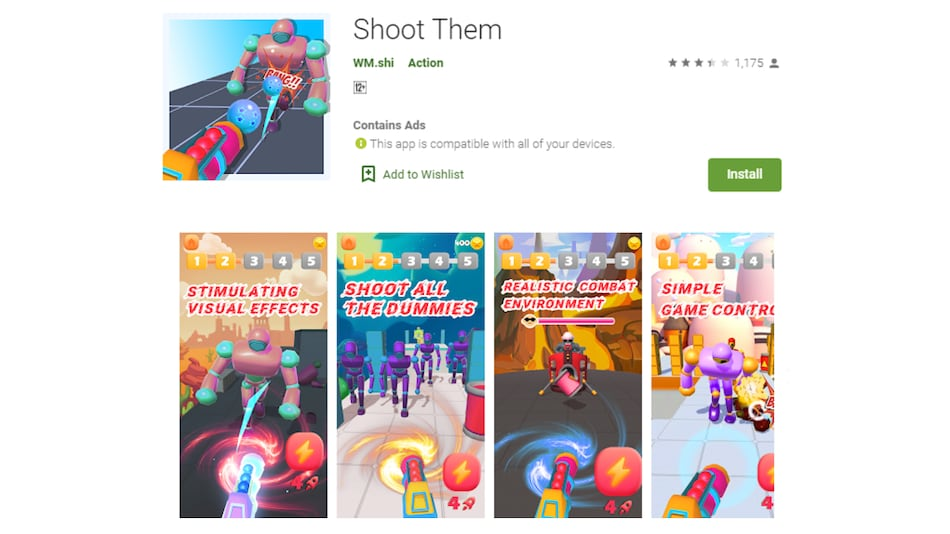 21 Android Gaming Apps Found to Be Serving Intrusive Adware: Avast