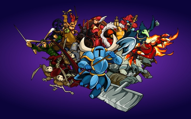 Shovel Knight: Treasure Trove Developer on Nintendo Switch, New amiibo, and the Lack of an Xbox One Physical Release