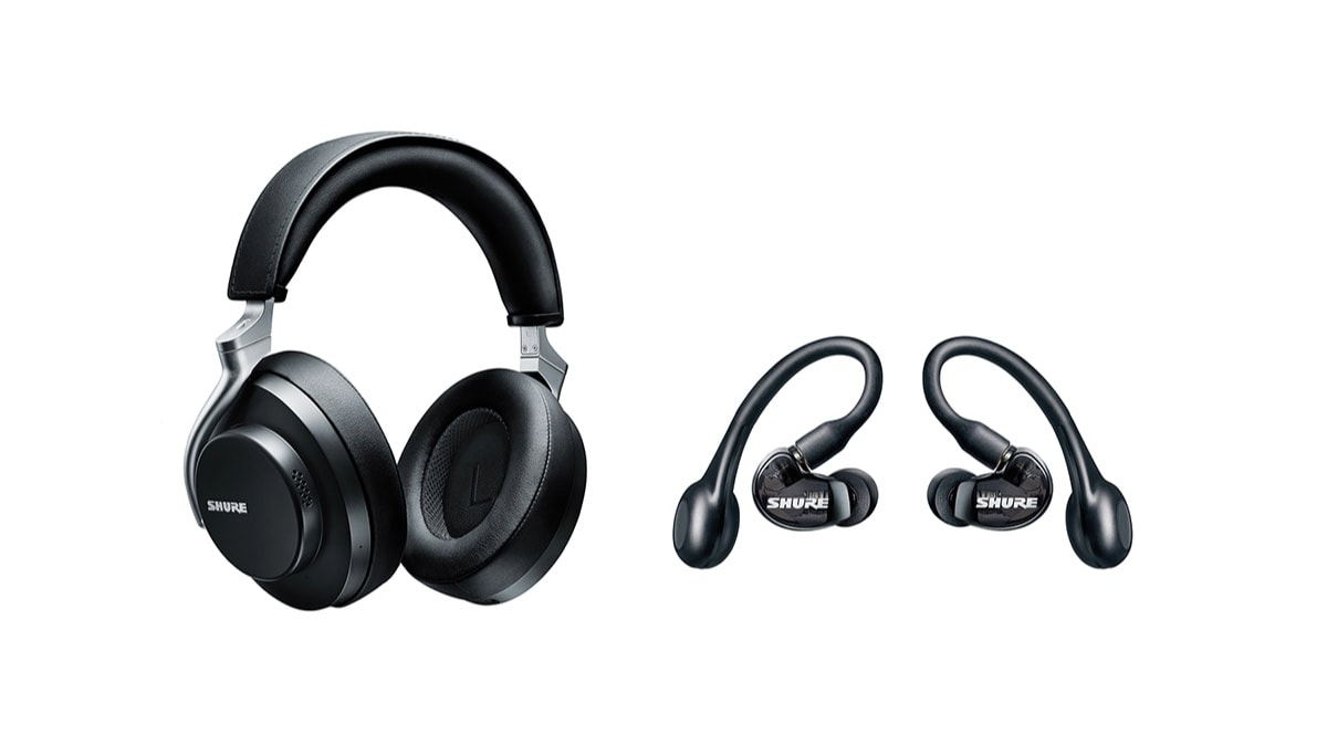 CES 2020: Shure Aonic 215 True Wireless Earphones, Aonic 50 Noise Cancelling Headphones Launched