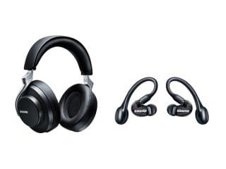 Shure Launches True Wireless Earphones, Noise Cancelling Headphones at CES 2020