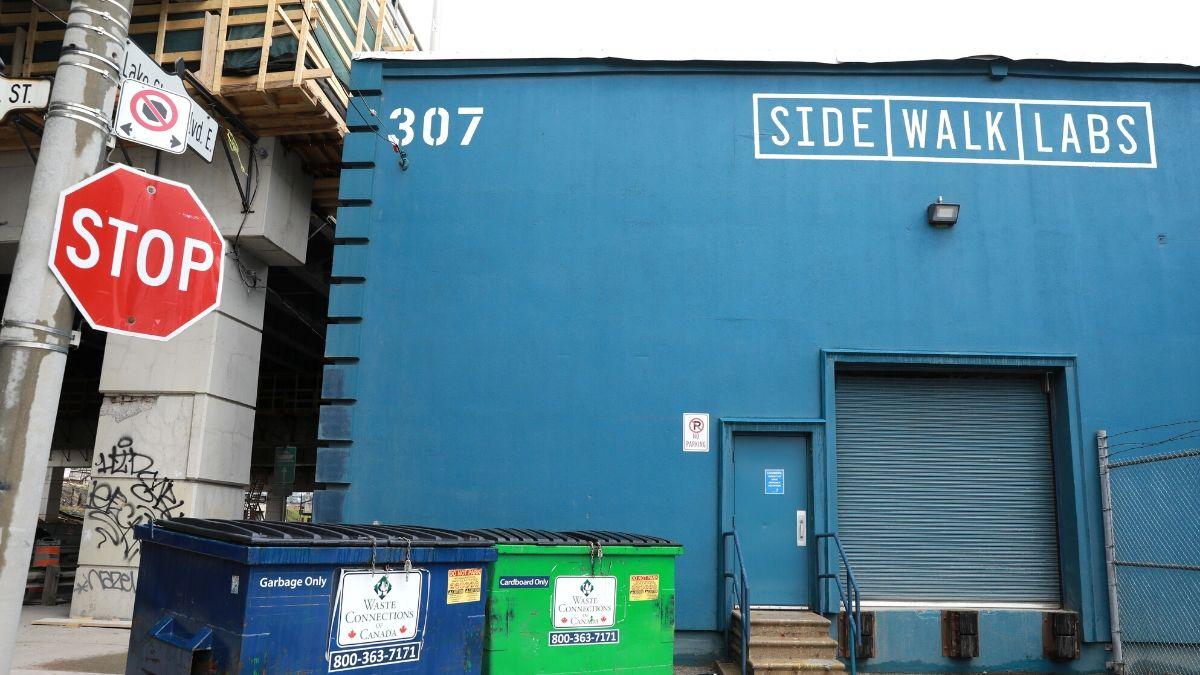 Google Parent Alphabet's Sidewalk Labs Cancels Toronto 'Smart City' Project