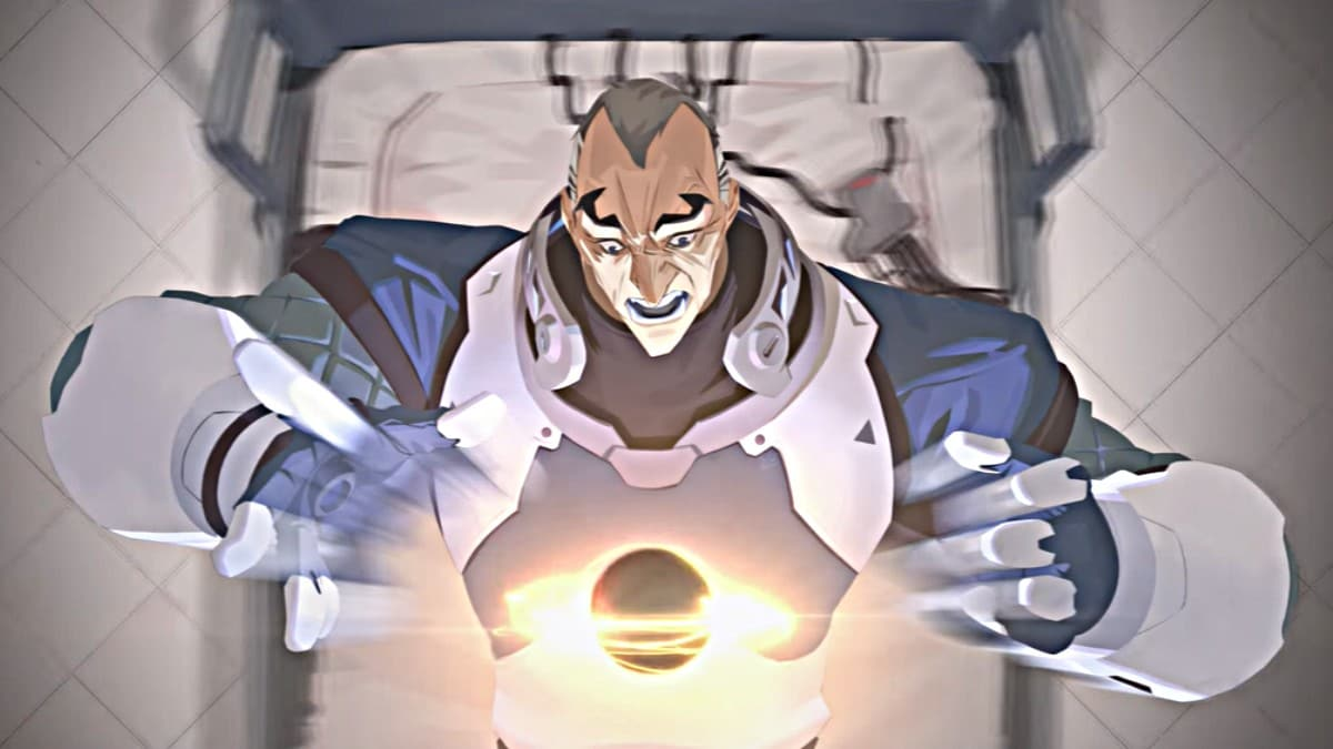 Overwatch Releases Their Newest Hero - The Eccentric Astrophysicist Sigma