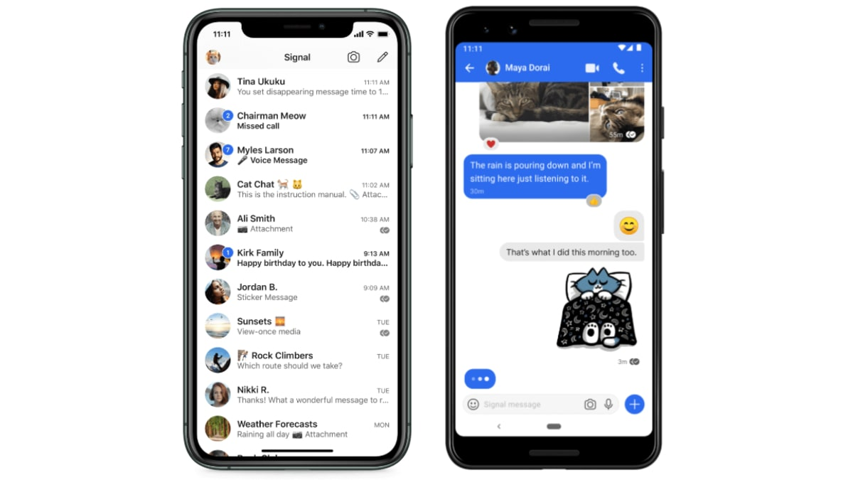 Signal and Telegram Seeing Huge Waves of New Users Amid WhatsApp Privacy Row