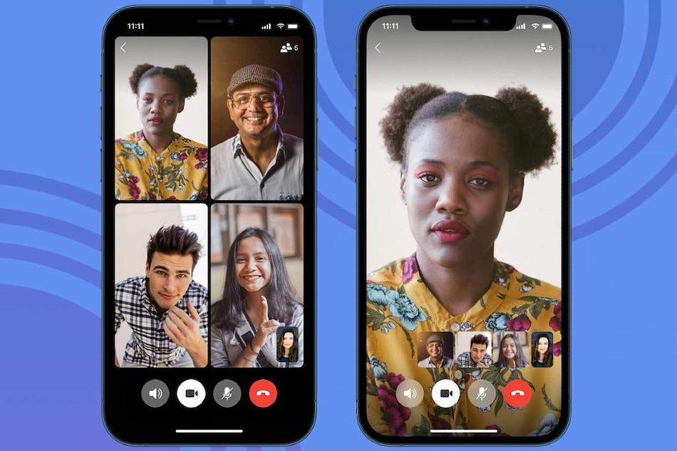 Signal Group Video Calls With End-to-End Encryption Debut on Android, iOS for Up to 5 Participants