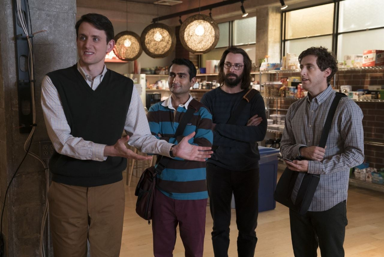 HBO's 'Silicon Valley' returns for its fifth season on March 25