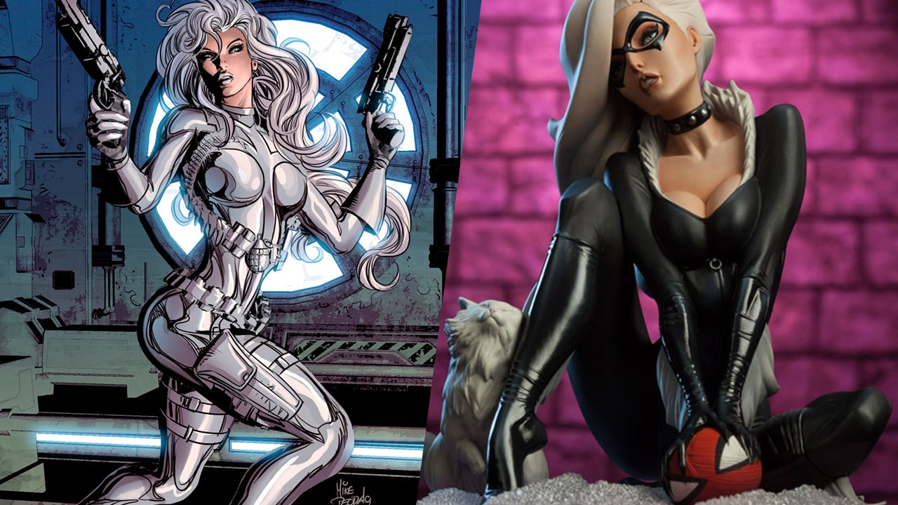 Spider-Man Spin-Off Silver and Black Will Arrive in 2019