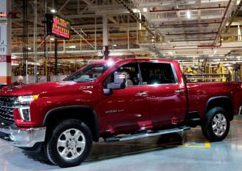 Chevrolet Silverado 2022 Models Get Tech Upgrades With Larger Dashboard Screens, Google Assistant Support