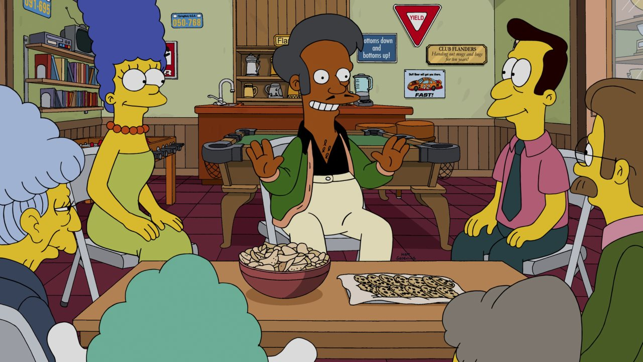 'The Simpsons' Slammed For 'Sad' Response To Apu Controversy