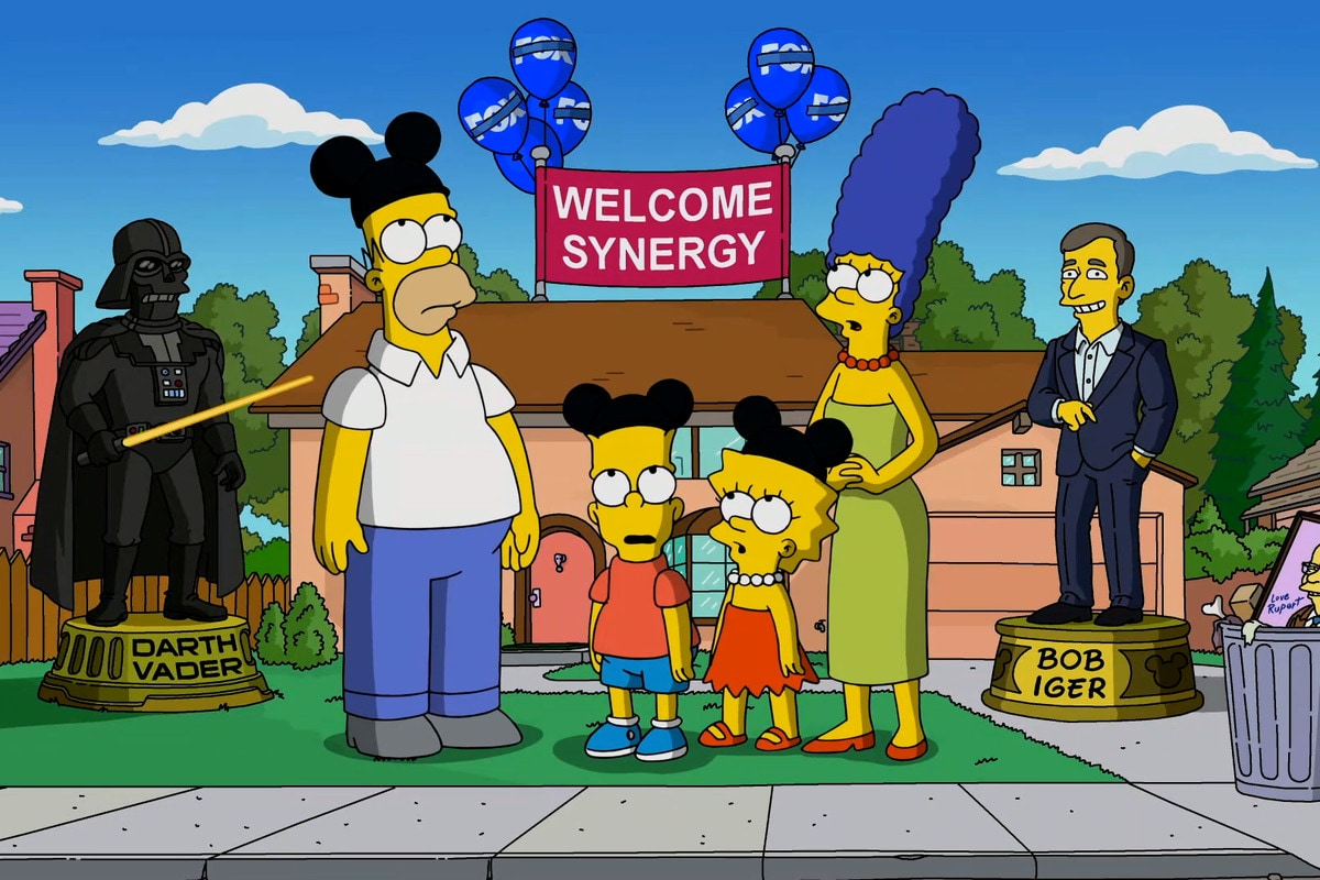 The Simpsons llegará a Disney + Hotstar en abril, la temporada 12 ya está en streaming 36