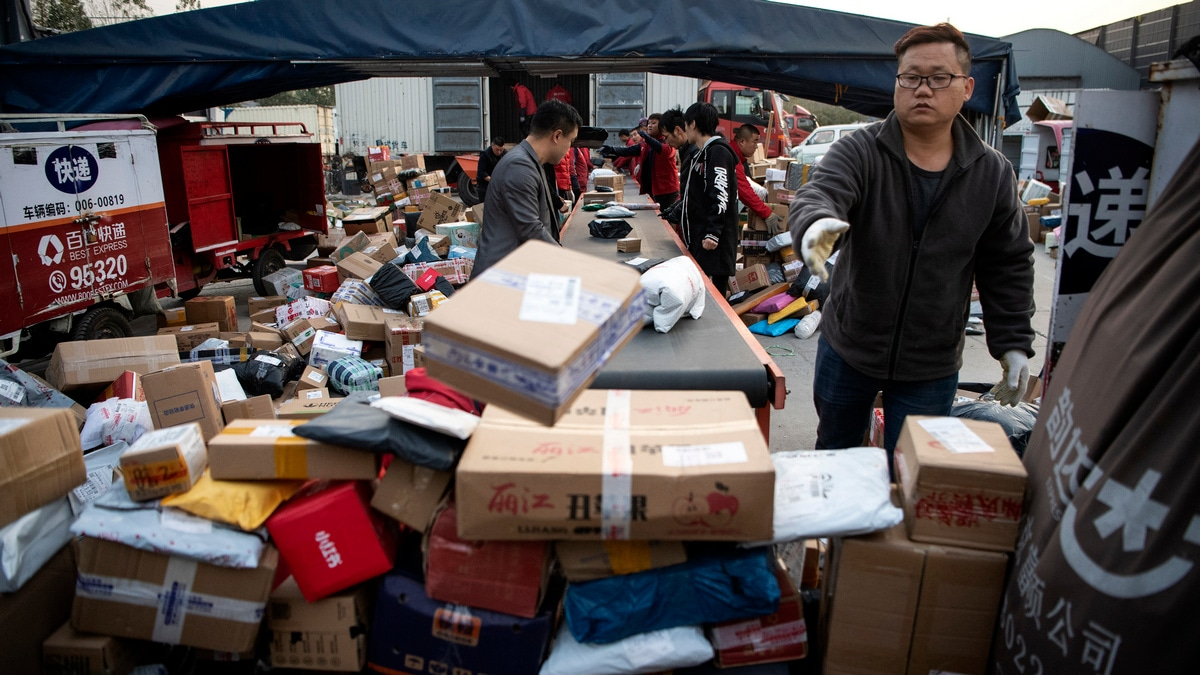 Alibaba Singles' Day Sales Hit Record $38 Billion in China
