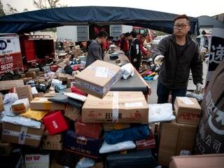 Alibaba Singles' Day Sales Hit Record $38 Billion in China
