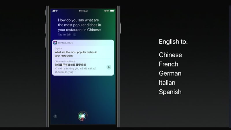iOS 11 New Features: Translation for Siri, Indoor Mapping in Apple Maps, Do Not Disturb While Driving