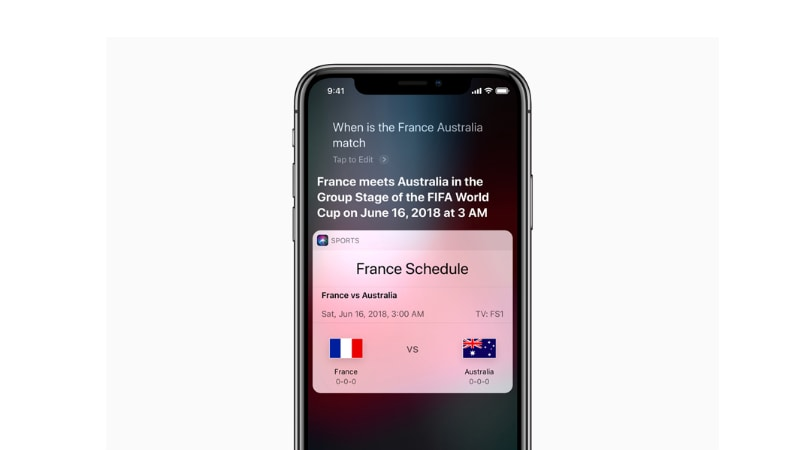 Apple Introduces FIFA World Cup 2018-Related Features in Siri, App Store, Apple Music, Podcast, and Clips