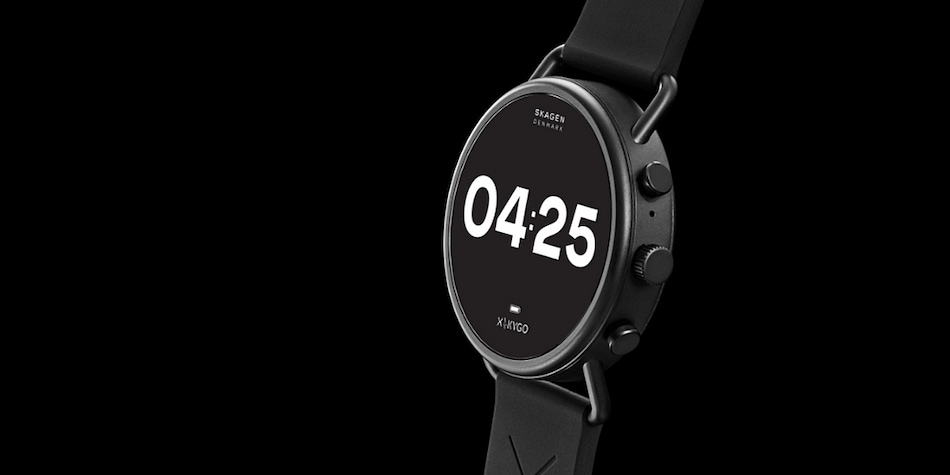 Skagen Falster 3 Wear OS Smartwatch Launched in India at Rs. 21,995