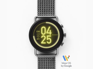Skagen Falster 3 Wear OS Smartwatch With Snapdragon 3100 SoC Launched