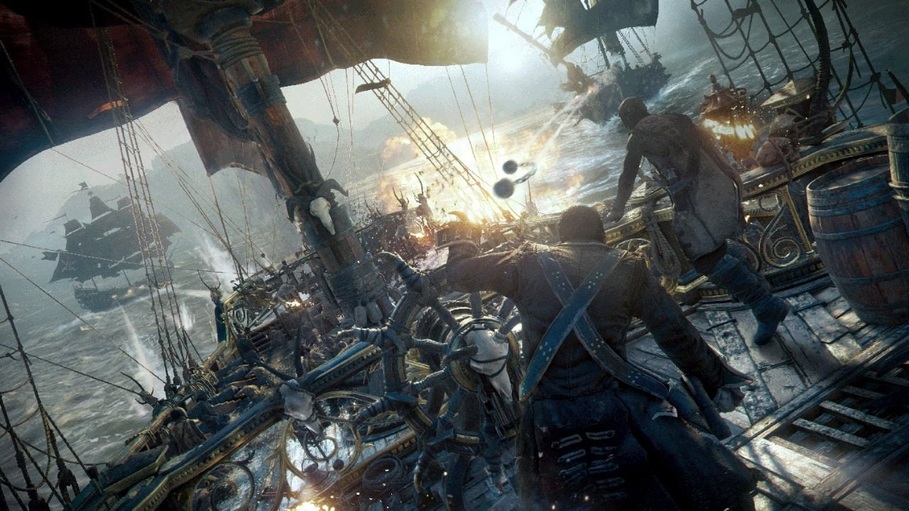 Skull & Bones Gets an Extended E3 2018 Gameplay Trailer