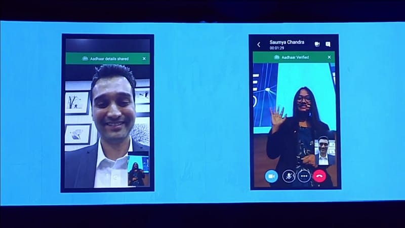 skype aadhaar microsoft skype