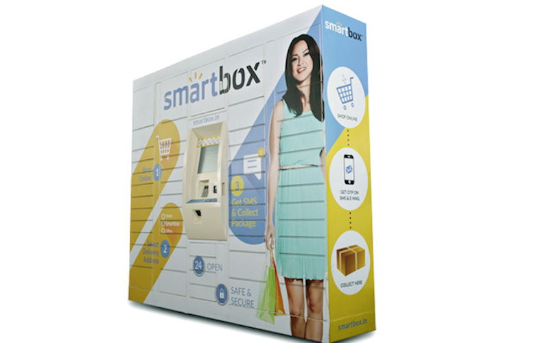 Smart Lockers Make Online Shopping Better, So Why Aren't They More Popular in India?