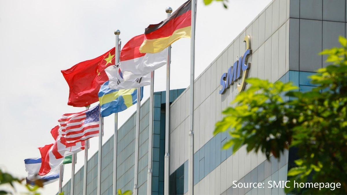 Chinese Chipmaker SMIC Added by Trump Administration to Defence Blacklist