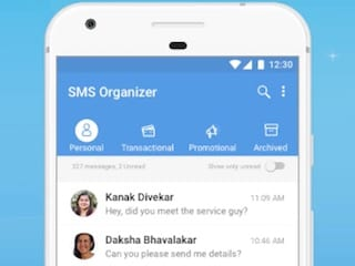 Microsoft's SMS Organizer Is a Neat and Useful SMS App for Android