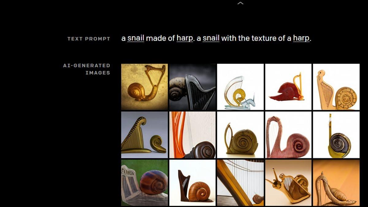 snail harp openai snail harp